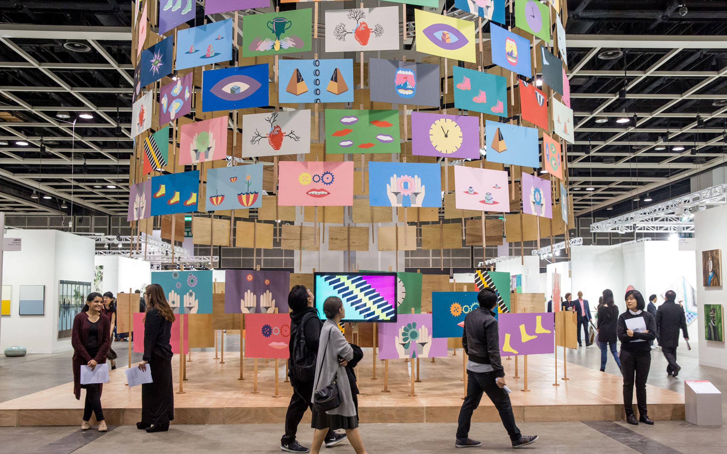 Art Basel de Hong Kong se cancela ante propagación del coronavirus
