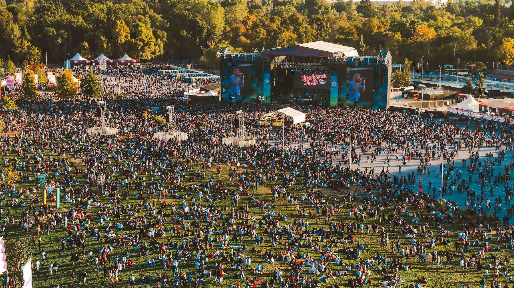 Lollapalooza 2020: Confirmados los sideshows de LP, Pánico, A Day to Remember y Micro TDH