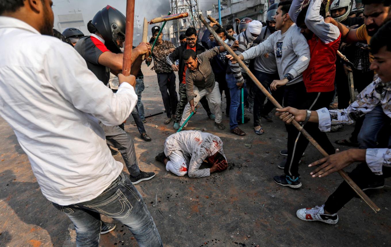 India: Violencia nacionalista anti-musulmana deja 38 muertos a raíz de nueva ley de ciudadanía