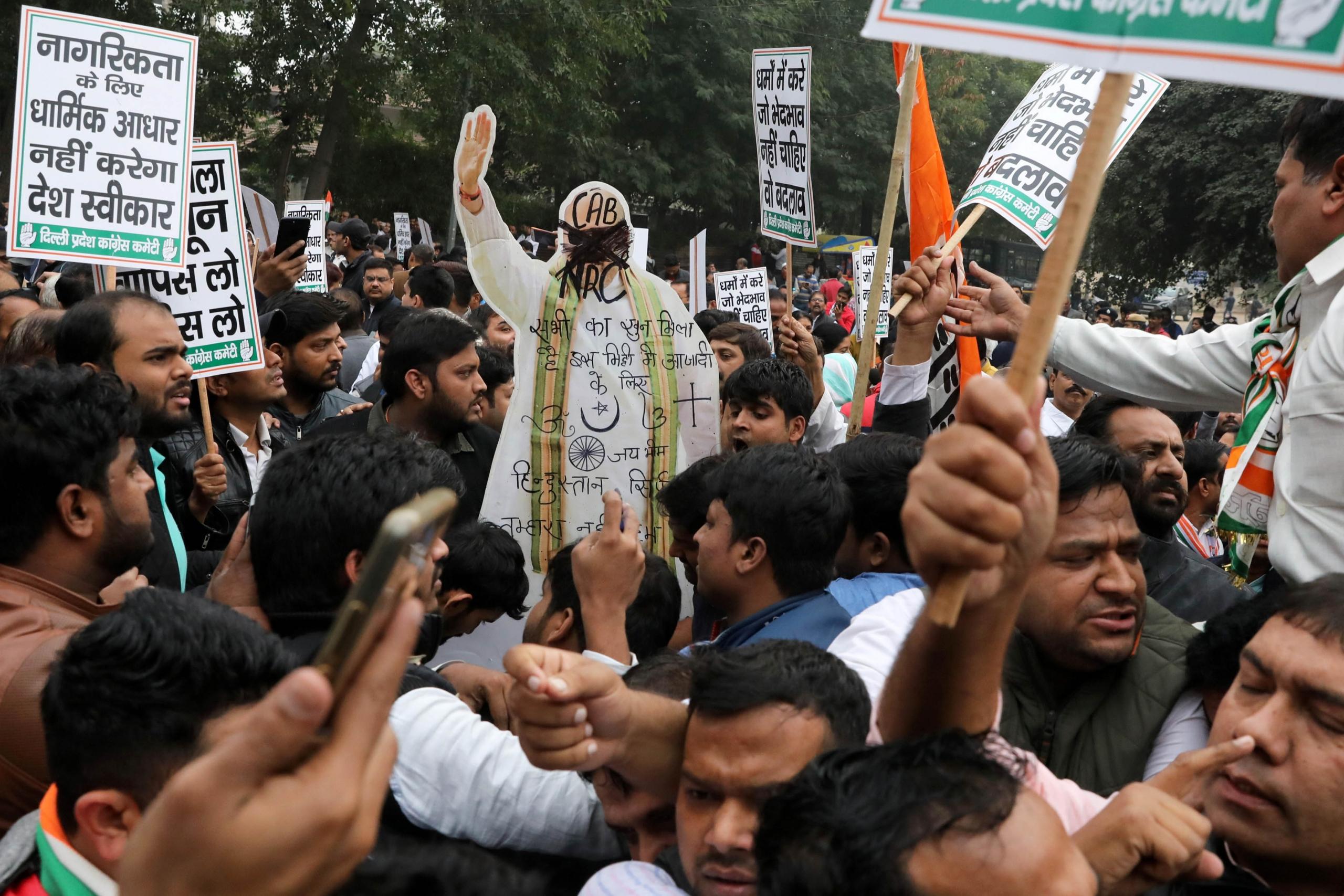 India: Nueva Delhi se sumerge en una ola de violencia tras conflictos entre musulmanes e hindúes