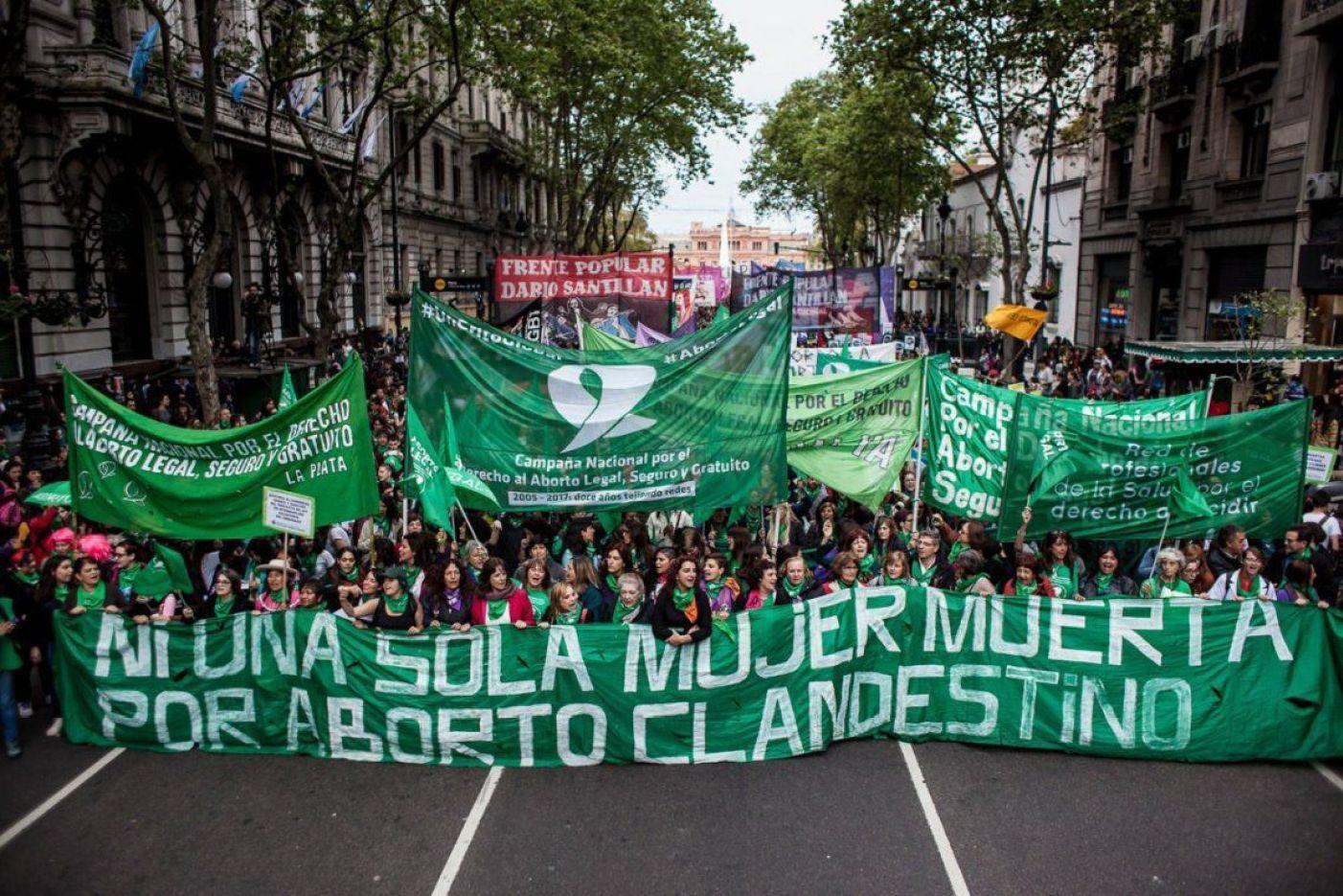 Argentina insistirá una vez más por el aborto legal con resistencia de la iglesia católica