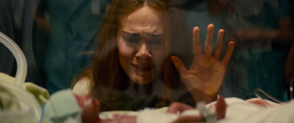 """""""Run"""": Sarah Paulson es una madre psicópata y controladora en este intenso trailer"""