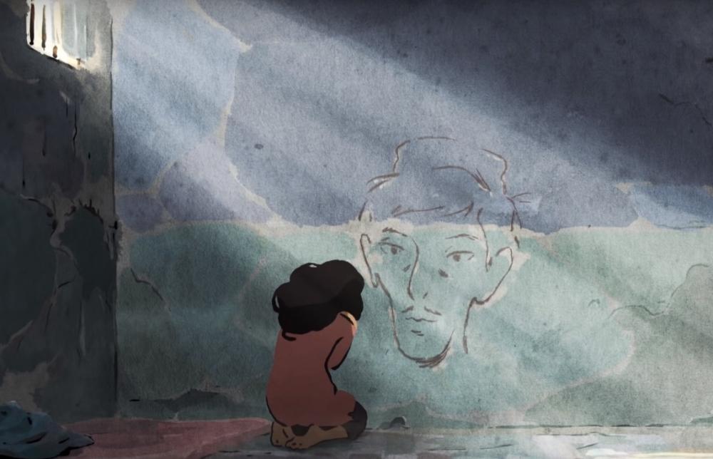 """""""Les Hirondelles de Kaboul"""": El filme animado francés que muestra el amor en tiempos de tiranía"""