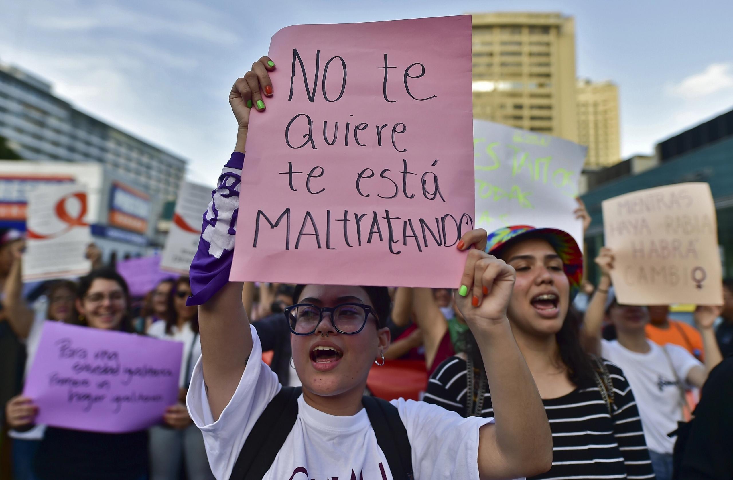 Chile: Aumentan los casos de violencia sexual y de pareja en adolescentes