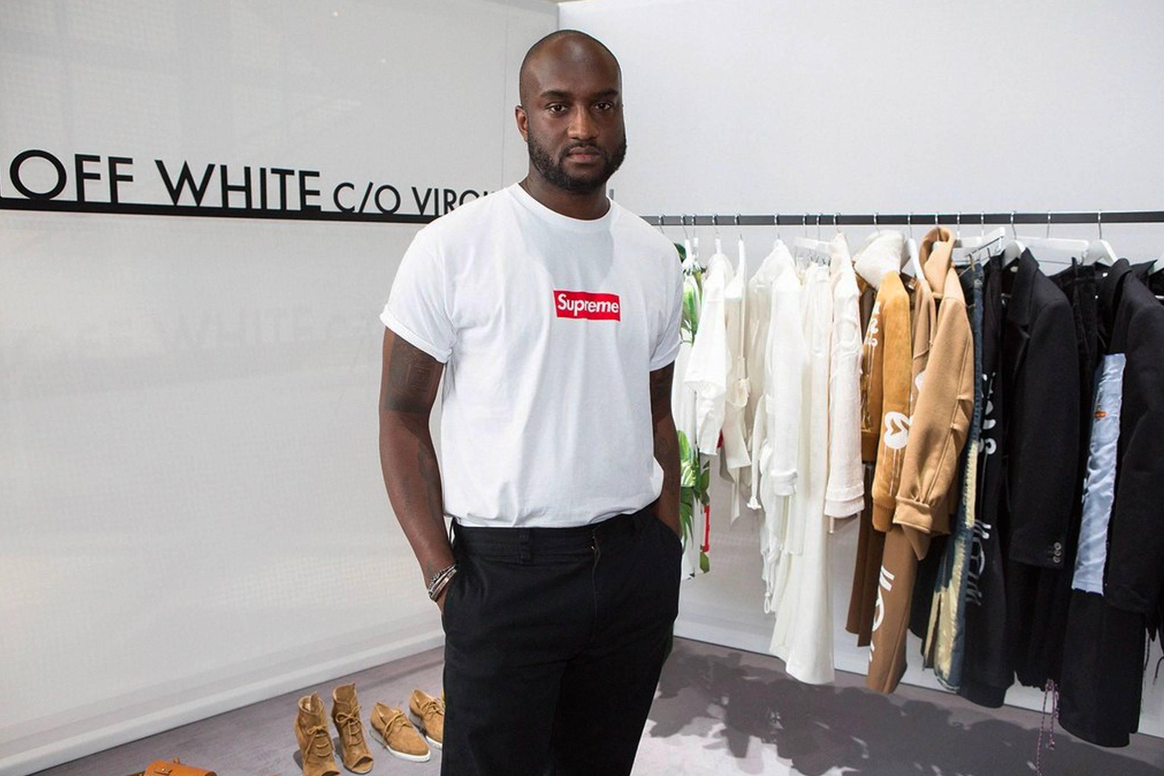 Virgil Abloh lanza compañía productora de videos musicales junto a su marca Off-White