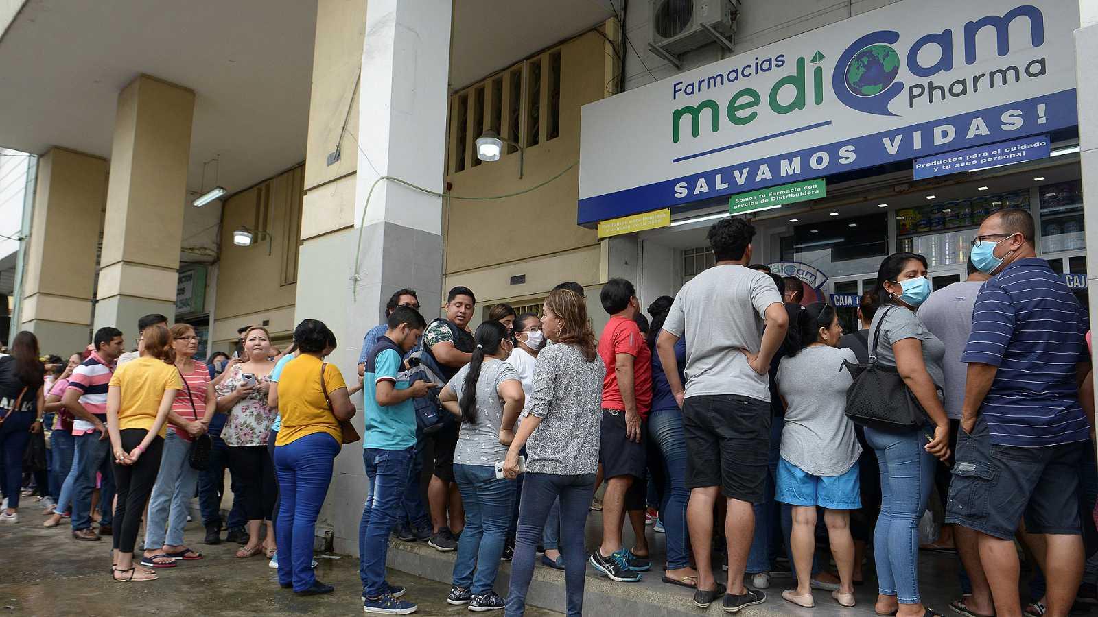 Coronavirus: Casos en Latinoamérica y España van en aumento; Irán en crisis con más de 200 fallecidos