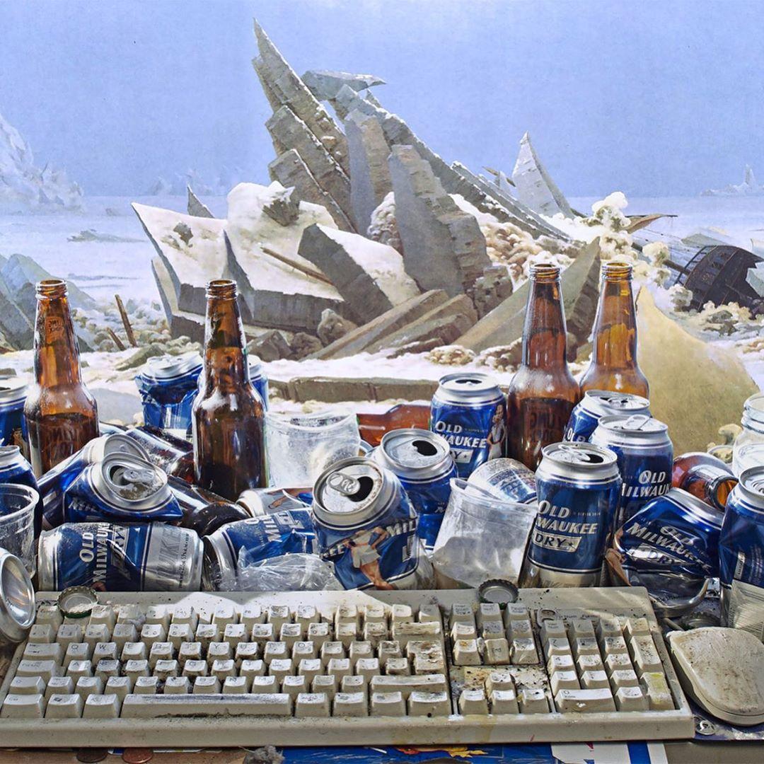 Conoce a Jon Rafman, el artista canadiense que usa la realidad virtual para acercarnos a nuestra humanidad