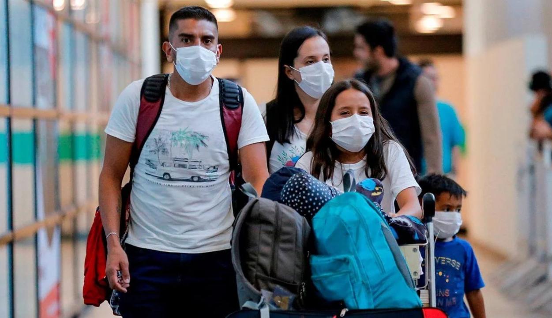 Coronavirus: Chile confirma segundo caso; la OMS alerta por falta de mascarillas