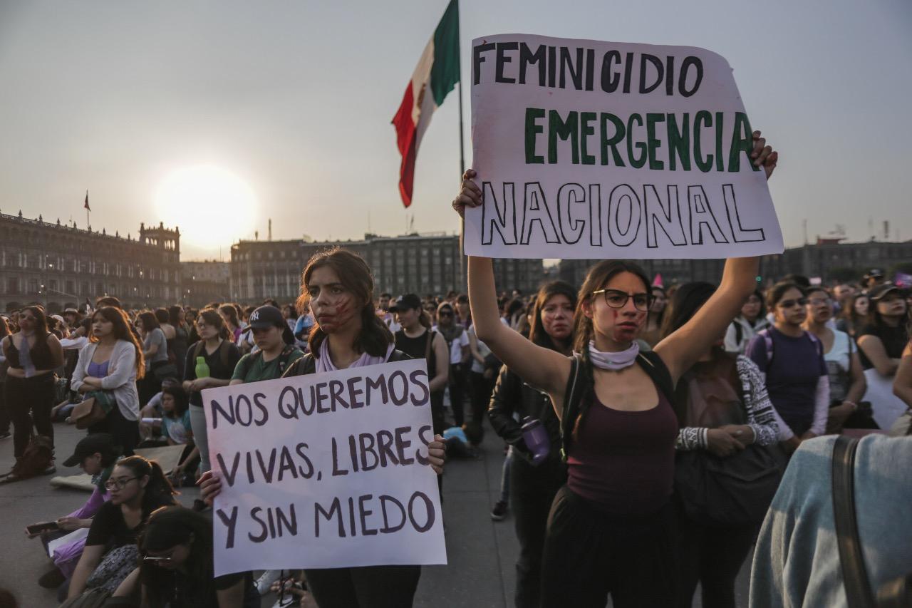 México: 21 mujeres fueron asesinadas durante los dos días de protesta feminista