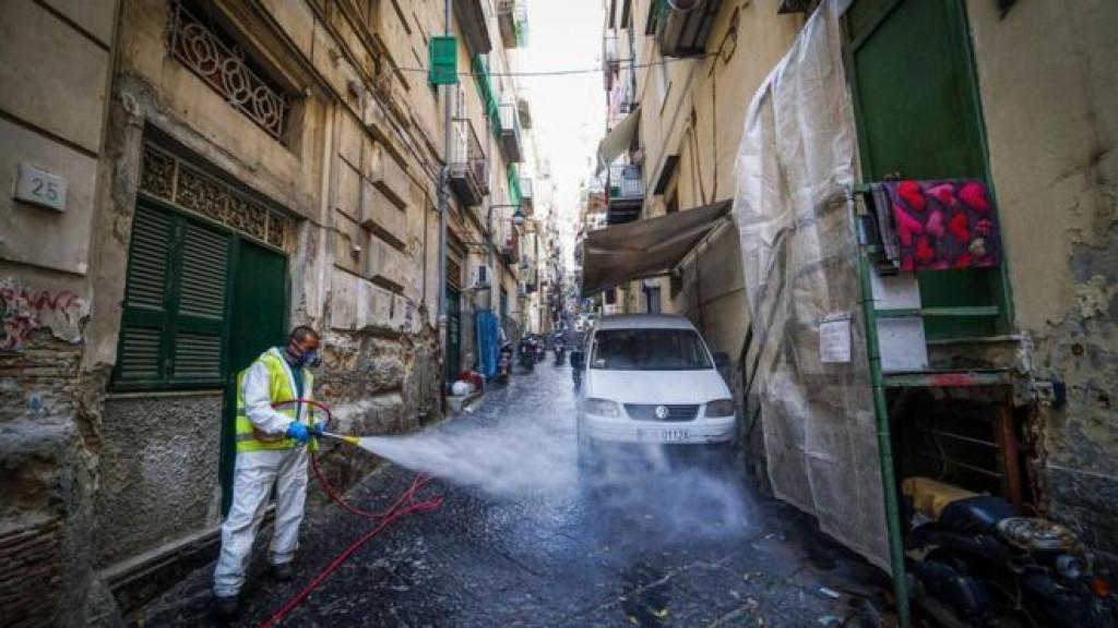 Italia registra 475 muertes por coronavirus en 24 horas, el número más alto registrado hasta ahora