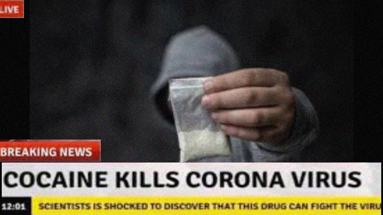 """""""La cocaína no cura el coronavirus"""": La extraña advertencia de salud pública de las autoridades francesas"""