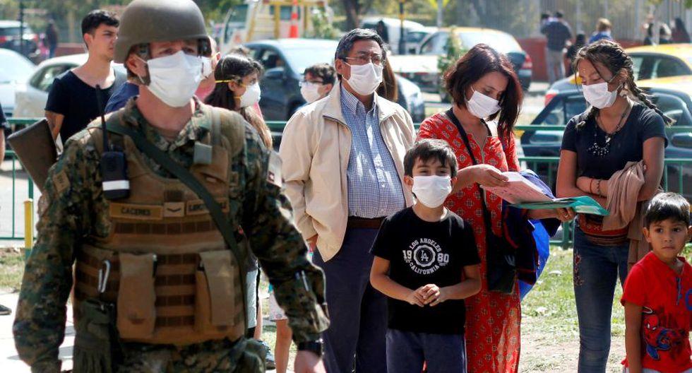 Coronavirus: Chile decreta cuarentena total en sectores de Santiago; Bolivia amenaza con cárcel a quien no cumpla el aislamiento