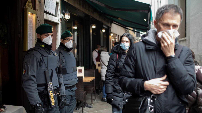 Coronavirus: Aumentan muertes en EE.UU; Italia e Irán siguen siendo los focos más importantes