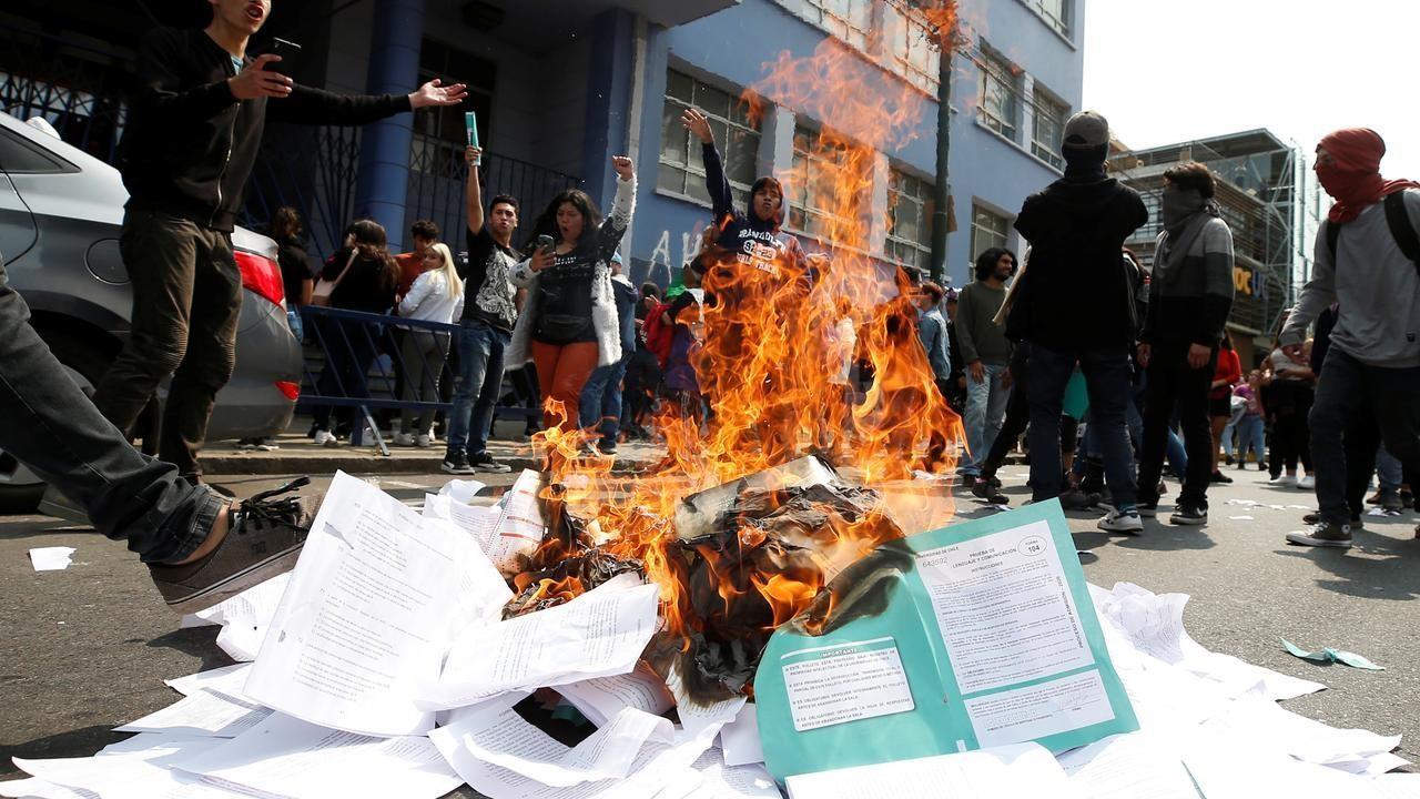Chile: Se acaba la PSU, Ministerio de Educación anuncia nueva prueba para 2022