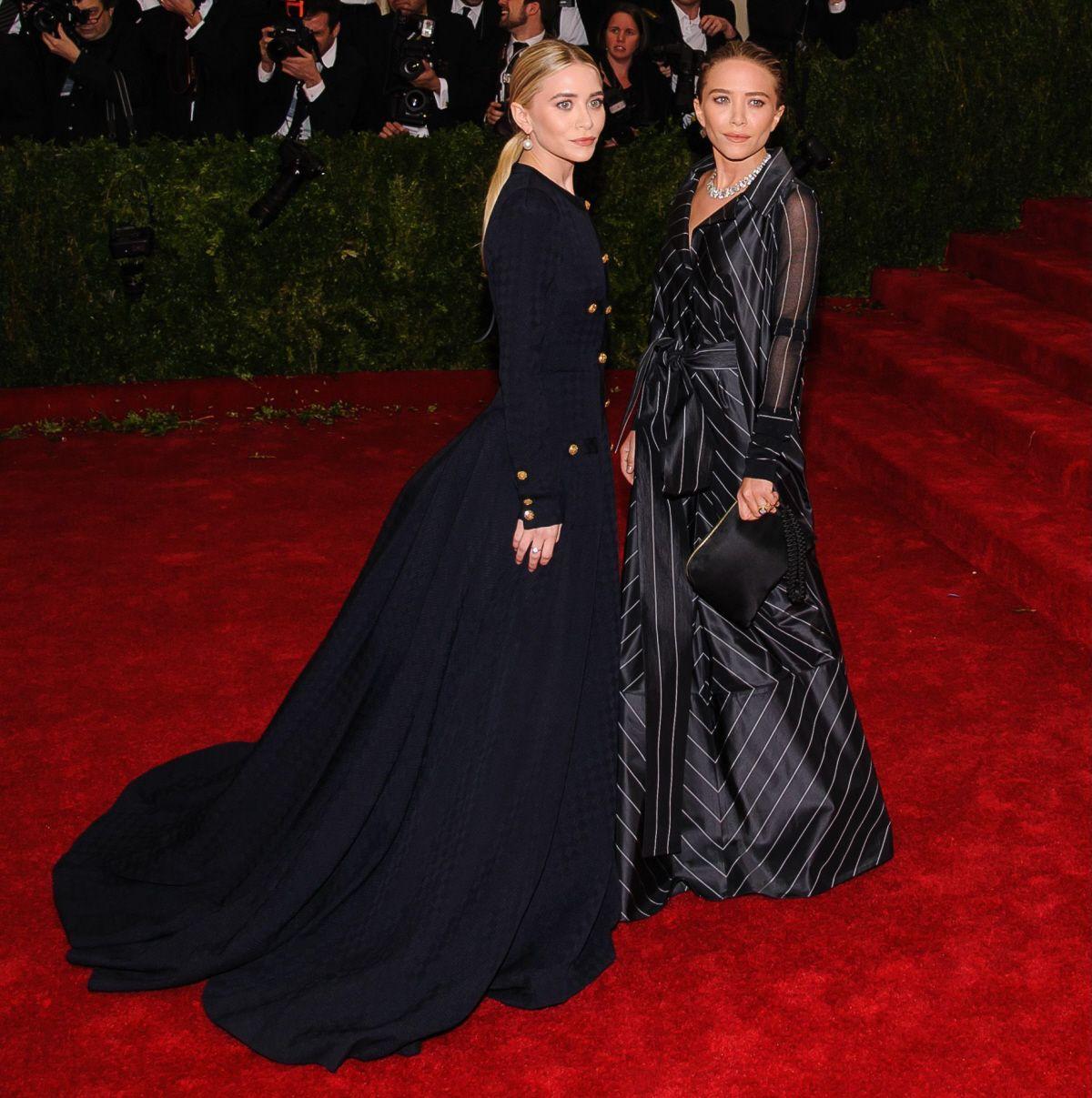 Mary-Kate & Ashley Olsen. Fotografía: Getty
