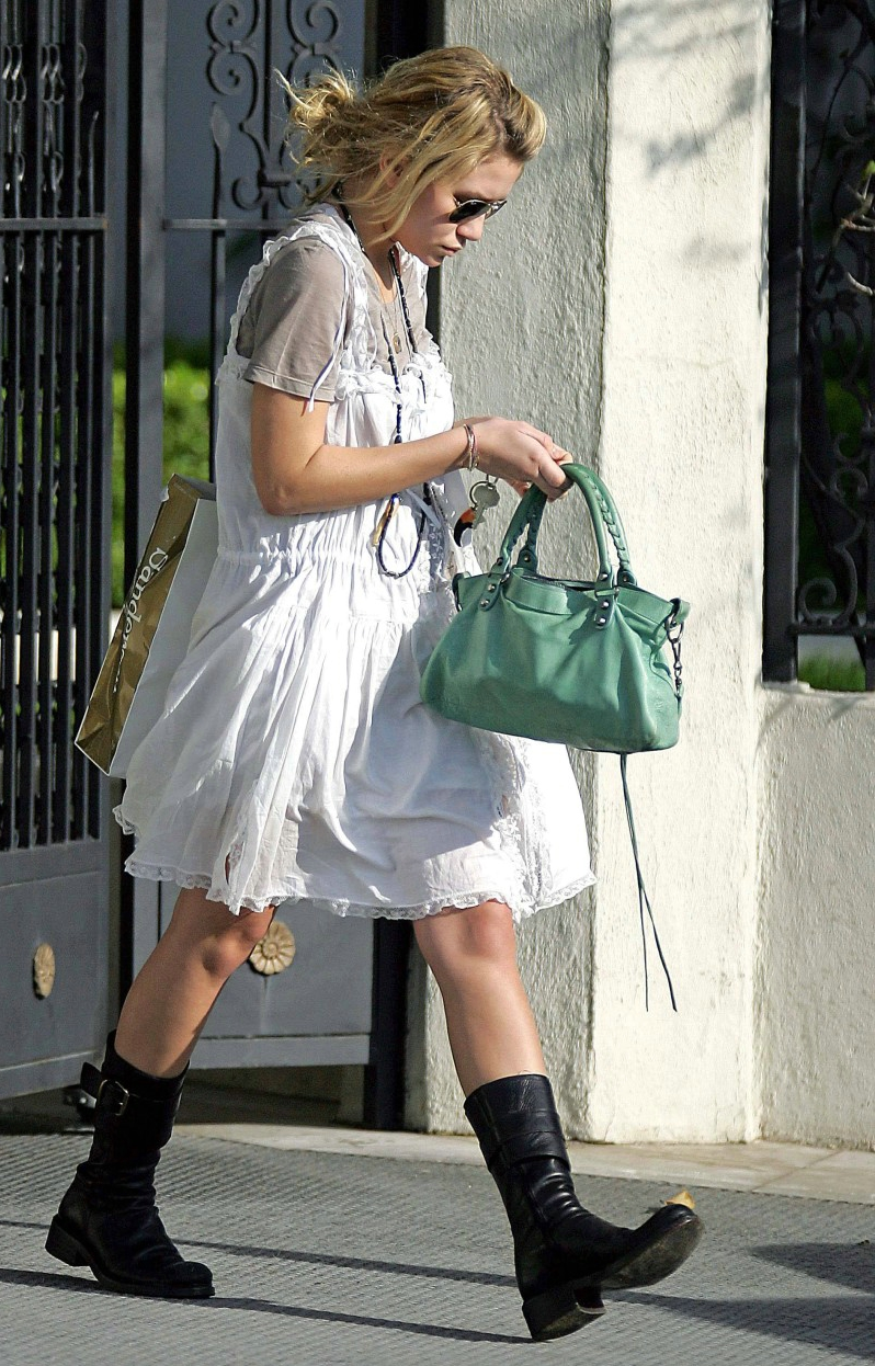 Mary-Kate Olsen. Fotografía: Getty