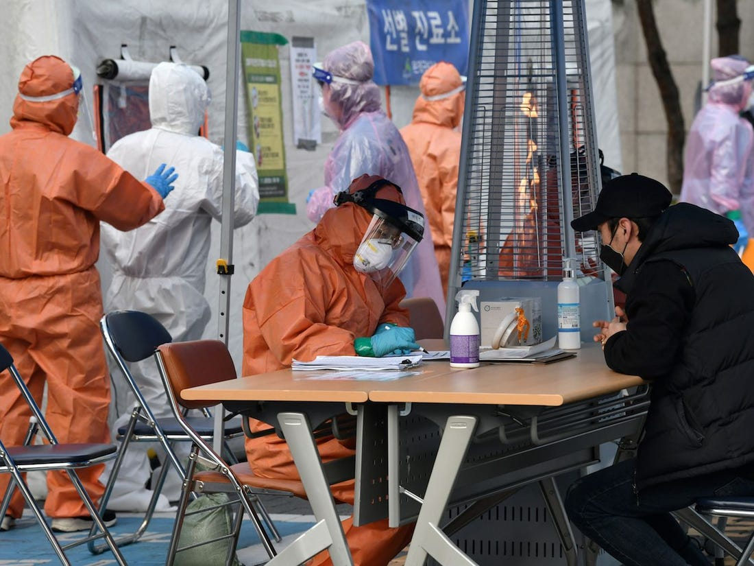 Corea del Sur: 116 personas recuperadas dieron positivo por COVID-19 luego de haber sido dados de alta