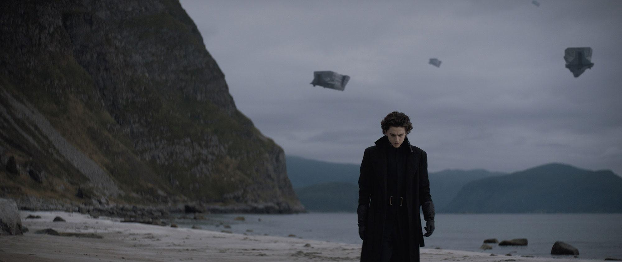 """""""Dune"""": Publican la primera foto de Timothée Chalamet como Paul Atreides"""