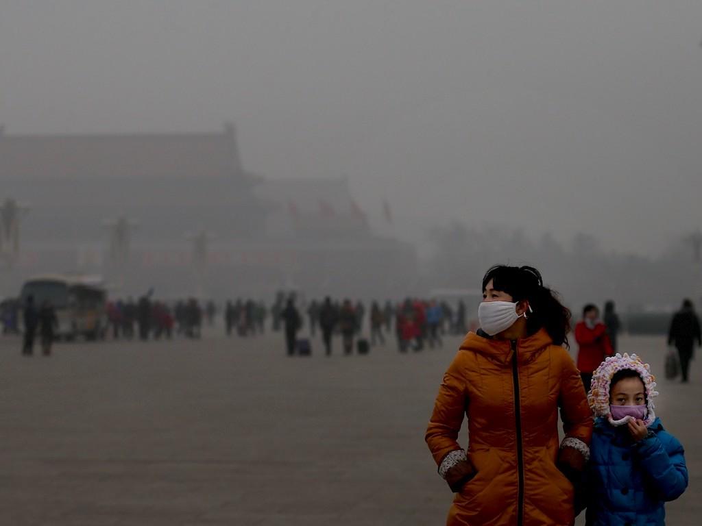 La contaminación del aire podría ser un factor clave en las muertes por COVID-19, según estudio