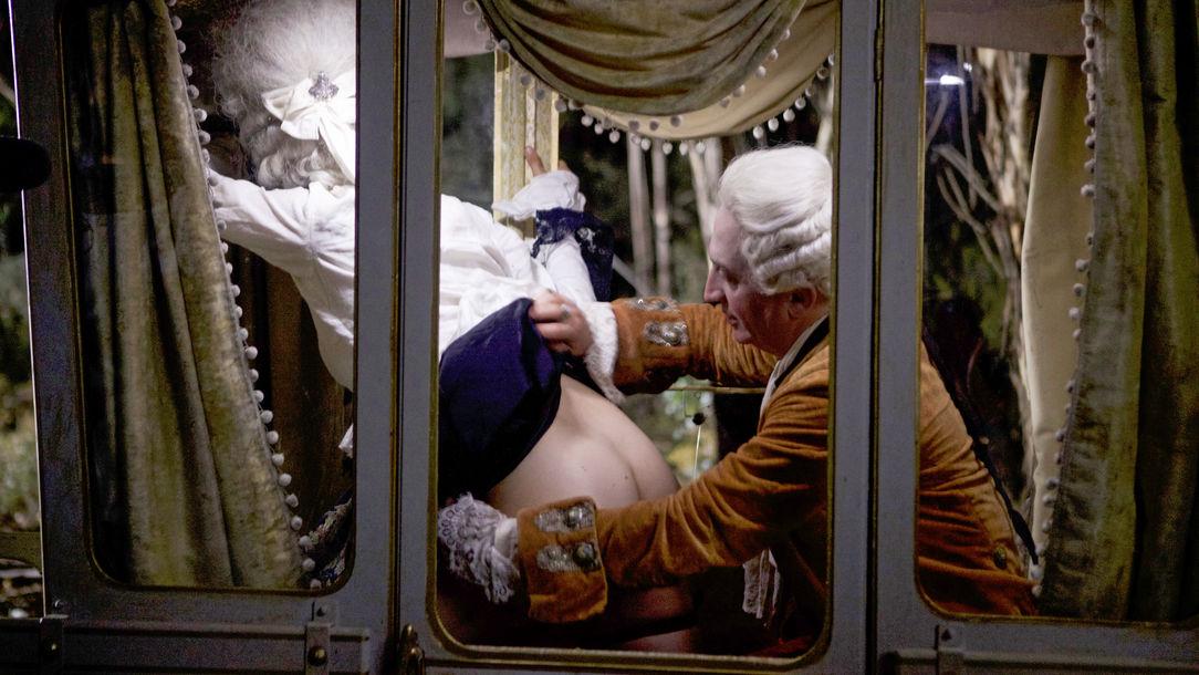"""""""Liberté"""": El filme que explora el sadomasoquismo en la aristocracia de Luis XVI"""