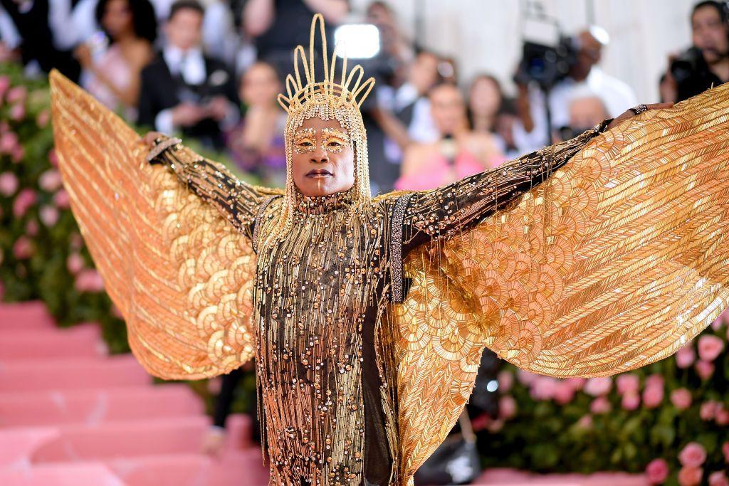 """""""Met Gala Challenge"""": Billy Porter te invita a recrear los looks más icónicos en Instagram"""