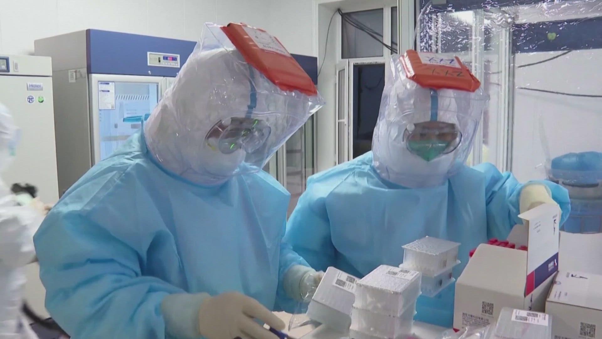 """Coronavirus: El Pentágono explica que """"el peso de la evidencia"""" muestra que el origen del COVID-19 es natural"""