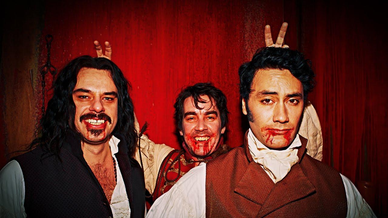 Yo Me Quedo En Casa: Top 20 vampiros