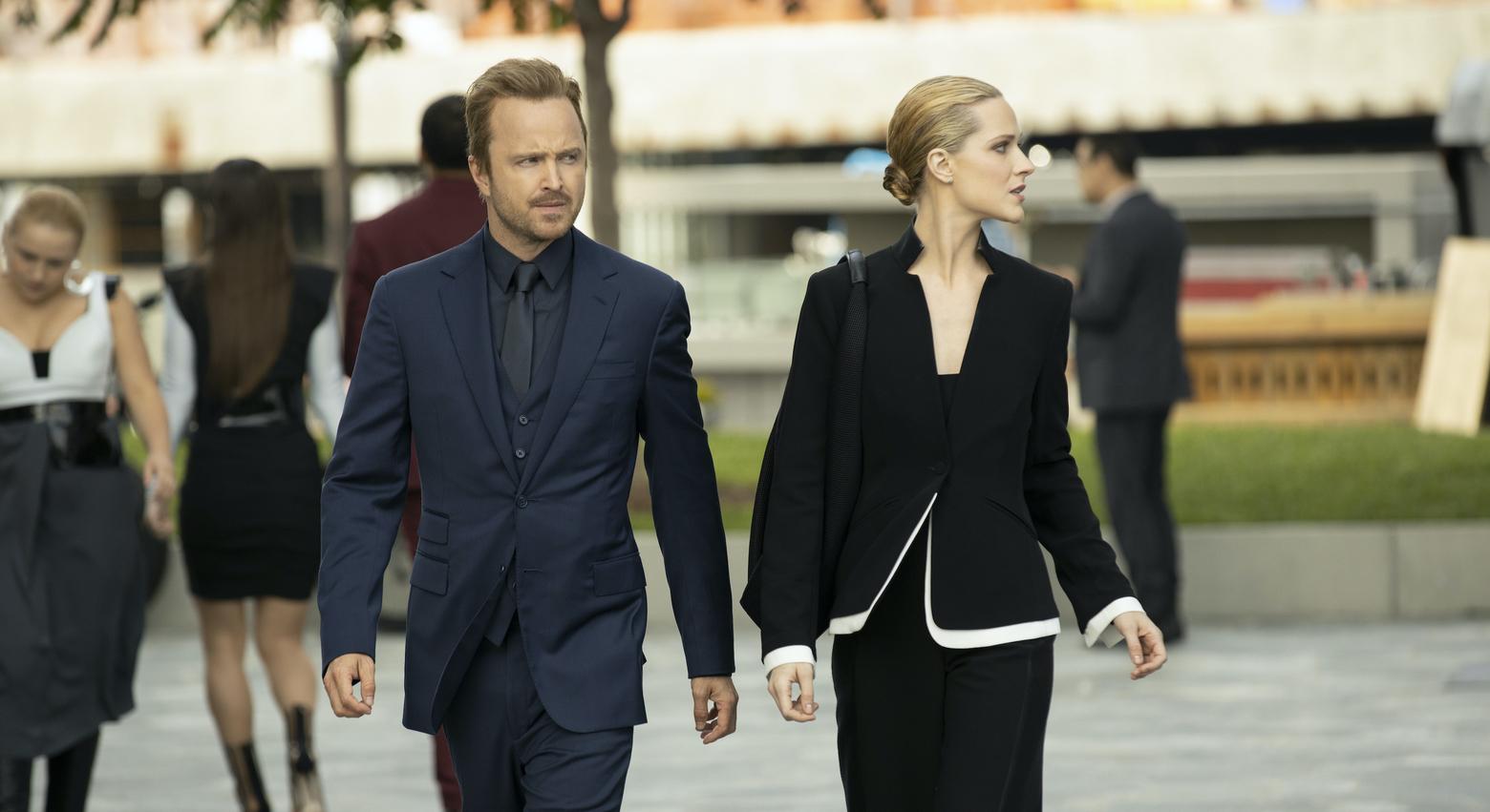 """""""Westworld"""" renovada para una cuarta temporada en HBO"""