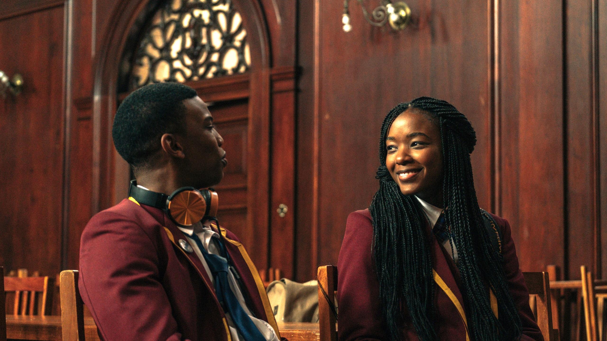 """""""Blood & Water"""", la próxima serie adolescente de Netflix que tendrá lugar en Sudáfrica"""