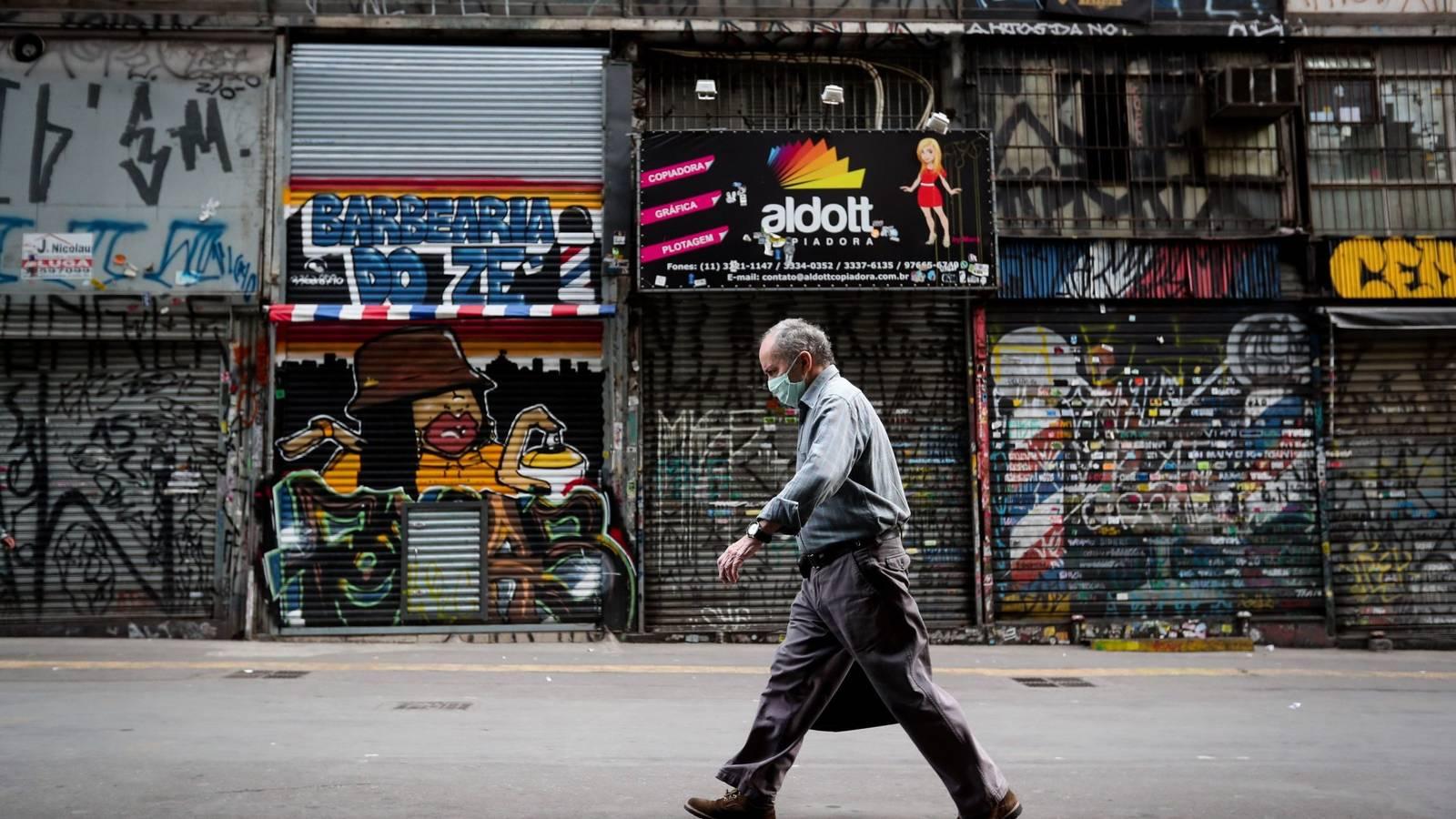 Coronavirus: Ocupación de camas en Chile alcanza el 78%; México llega a los 40.000 contagios