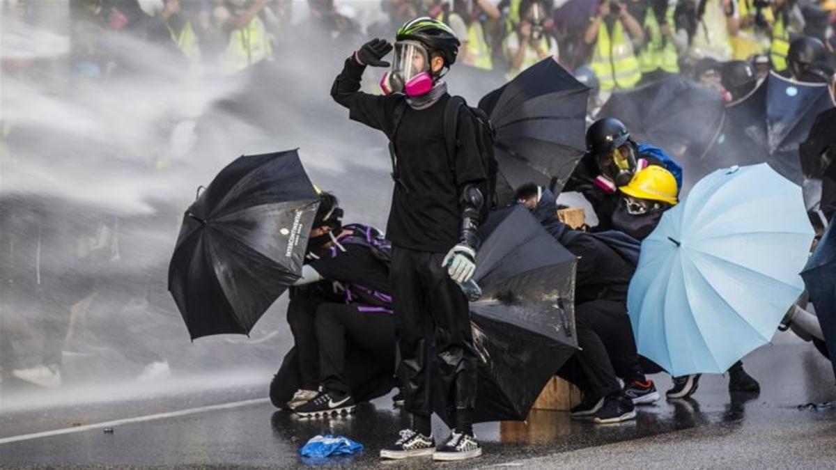 """China busca imponerse al gobierno de Hong Kong con una polémica ley contra la """"sedición"""""""