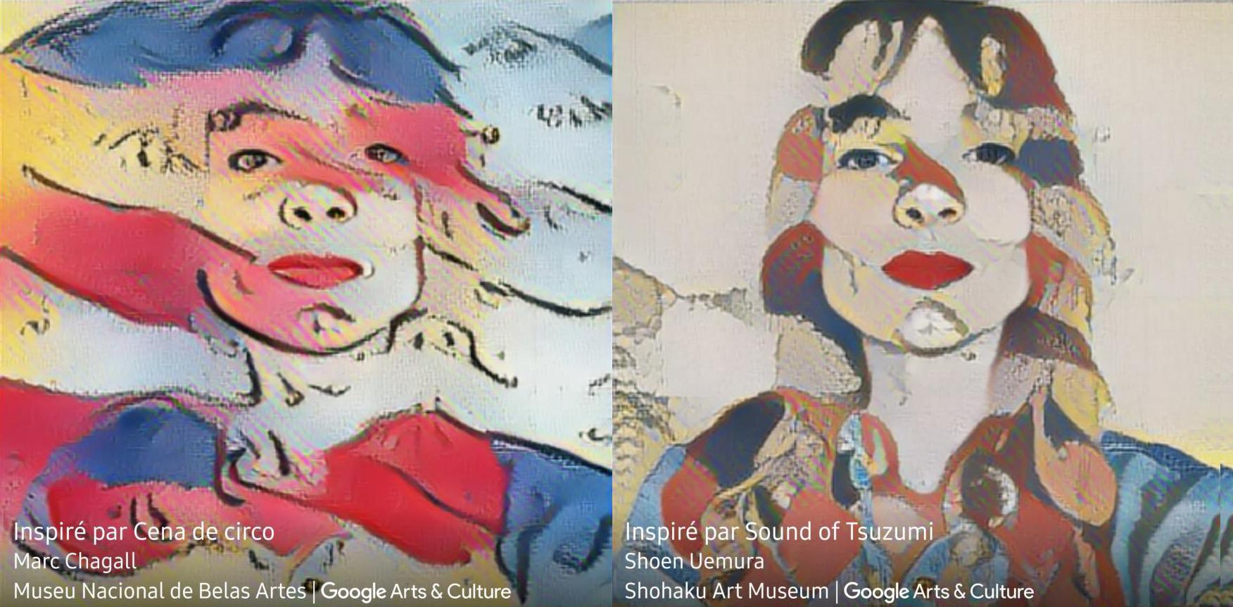 Transfórmate en una pintura de Frida Kahlo o de Van Gogh gracias a esta app de Inteligencia Artificial