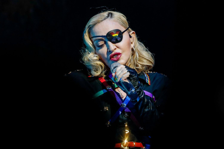 "Madonna confiesa que tuvo coronavirus durante su tour ""Madame X"""