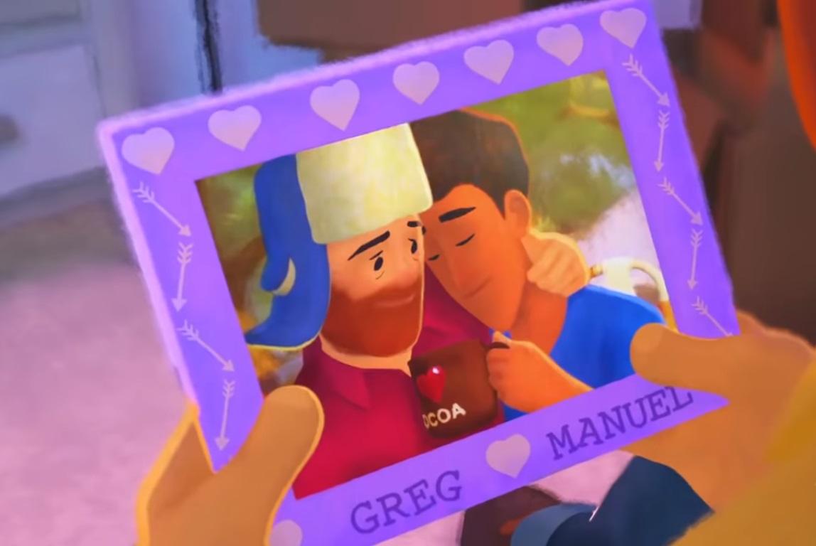 """""""Out"""": Pixar da un paso al frente con su primer corto animado LGBTIQ+"""