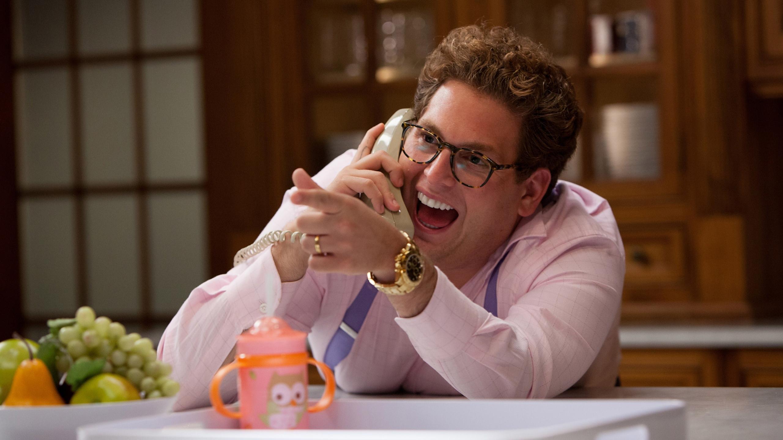 Jonah Hill es el actor que ha dicho más groserías en la historia del cine, según estudio