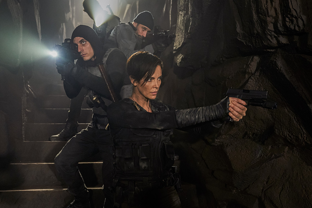 """The Old Guard"": Charlize Theron es una mercenaria inmortal en el nuevo thriller de acción de Netflix"