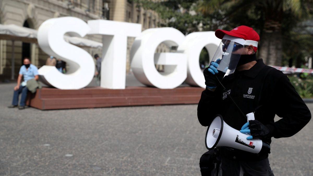 """Coronavirus: Chile registra su peak más alto de contagios; """"entierros express"""" generan alarma en Nicaragua"""