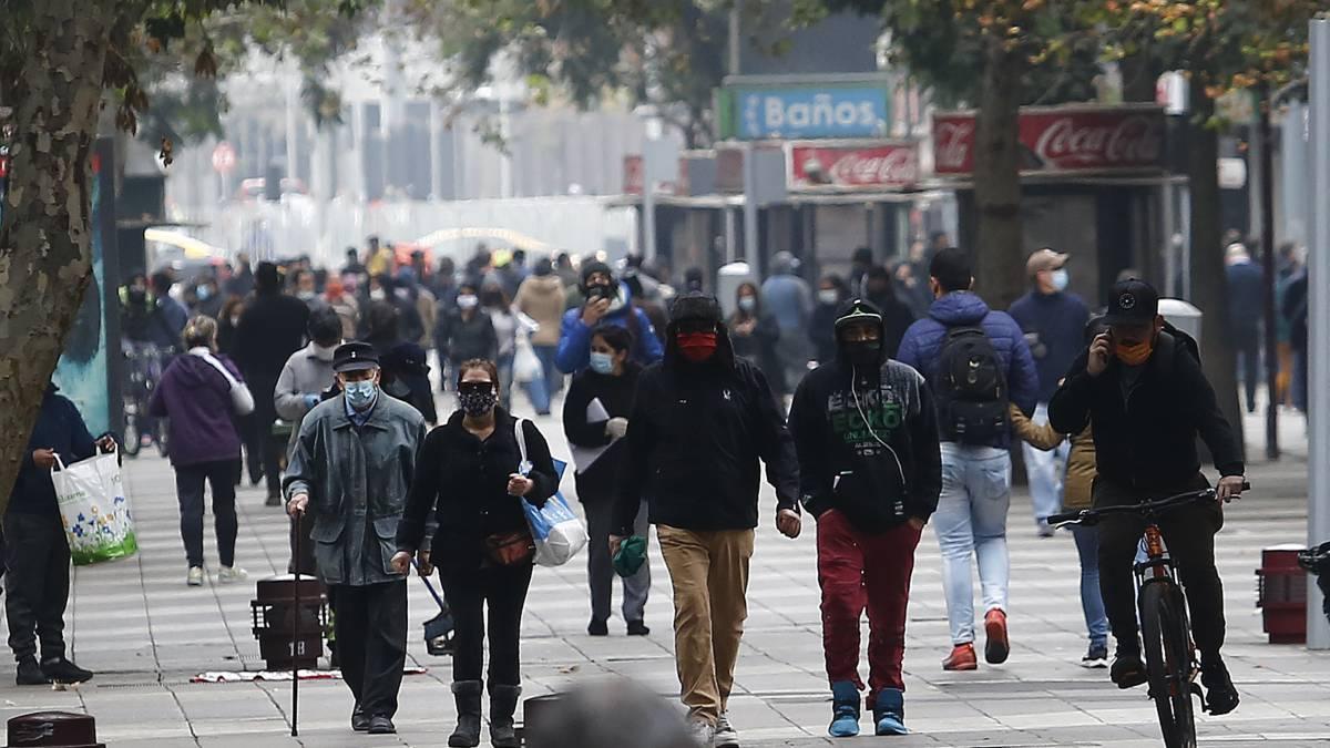 Coronavirus: Chile rompe la barrera de los 100.000 casos; el mundo llega a los 6 millones de contagios