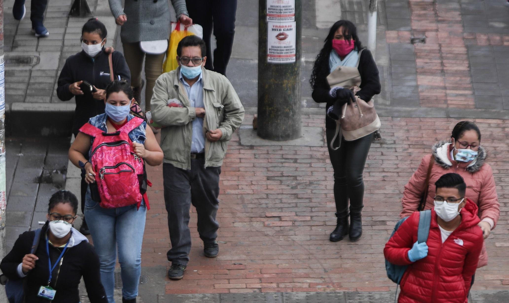 Coronavirus: Chile podría tener segunda ola de contagios; Colombia llega a 50.000 casos confirmados