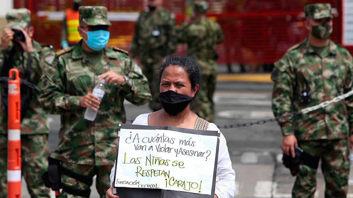 Colombia: Nuevo caso de violación a niña indígena sacude al Ejército colombiano