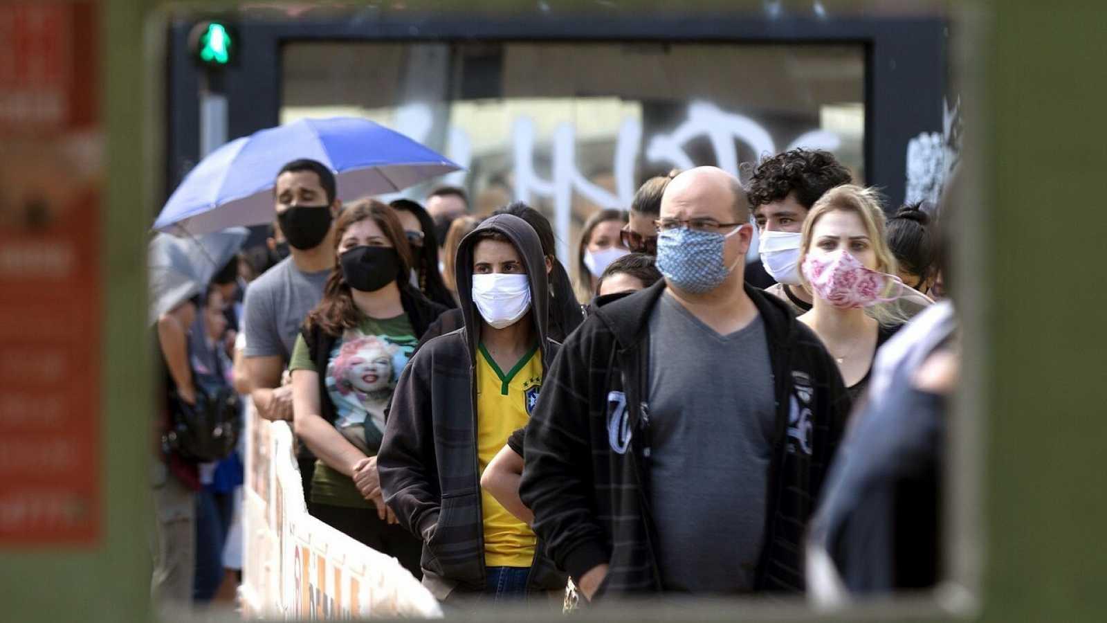 Coronavirus: Chile superó a Italia en el número de contagios, Brasil supera las 50.000 muertes