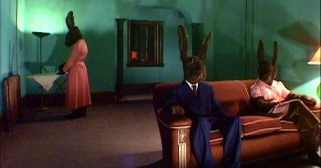 """Rabbits"", la perturbadora sitcom de David Lynch, llega a YouTube"