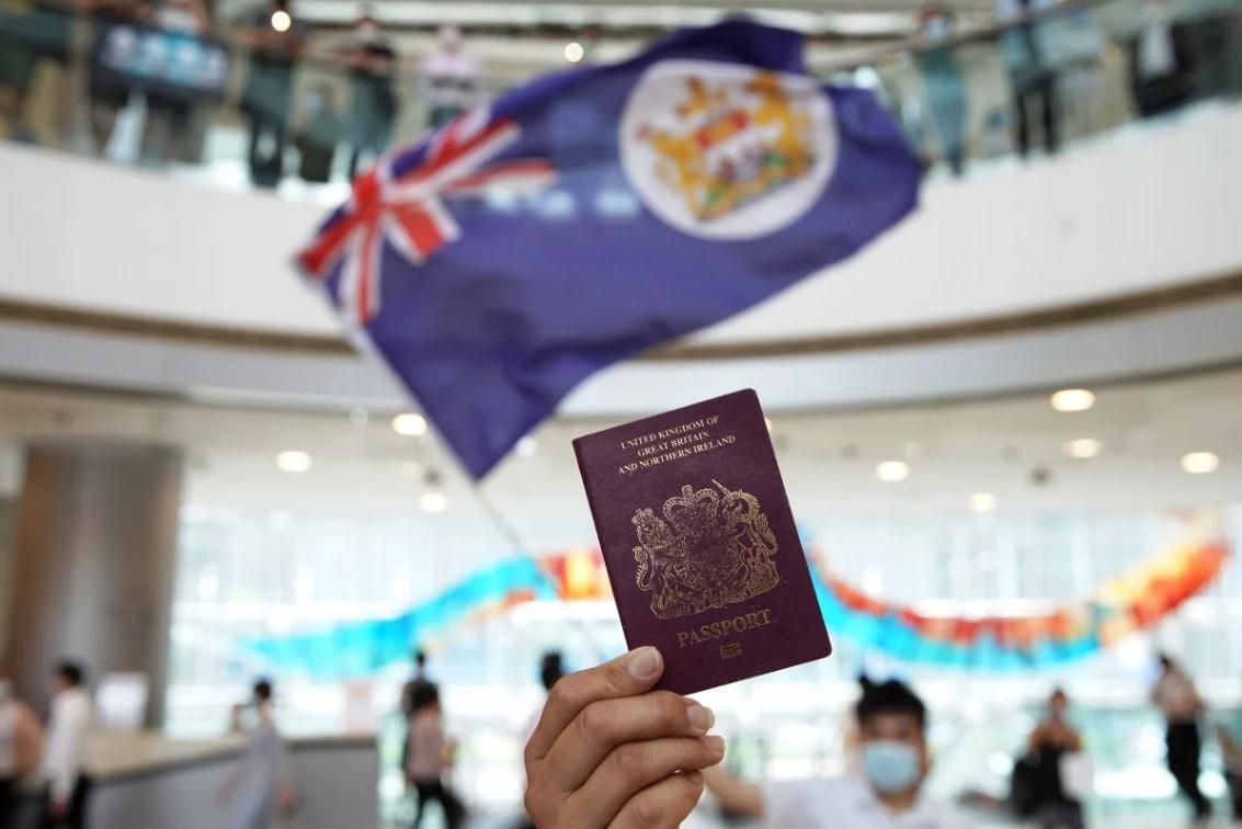 Boris Johnson: 3 millones de residentes de Hong Kong tendrán el camino abierto a la ciudadanía británica