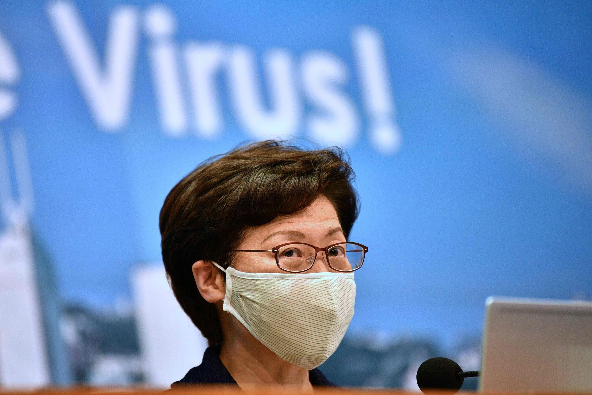 """Hong Kong pospone elecciones legislativas hasta el 2021 por """"preocupaciones con el coronavirus"""""""