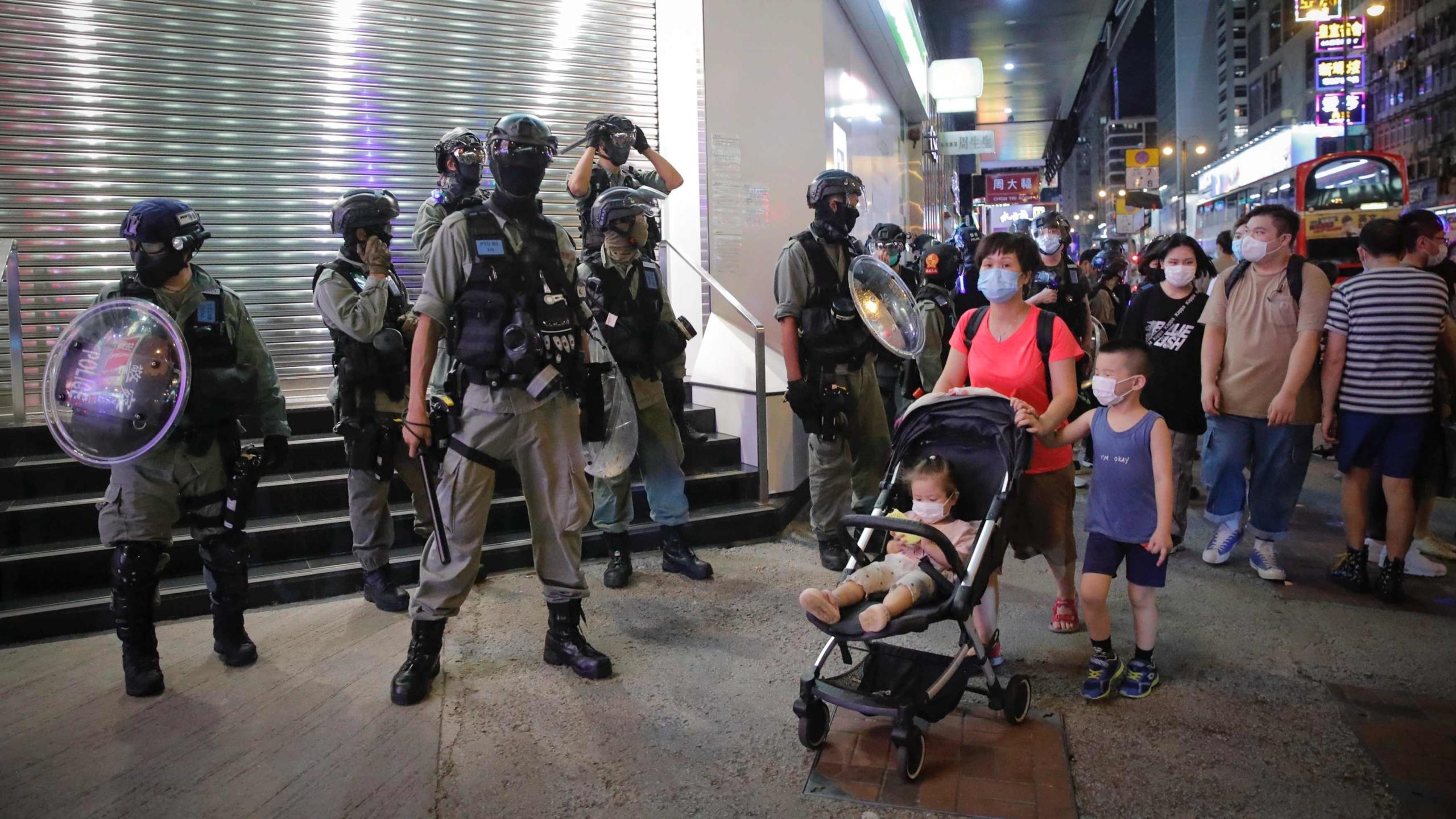 """Trump elimina """"trato preferencial"""" a Hong Kong por Ley de Seguridad; Pekín responde que habrá retaliación"""