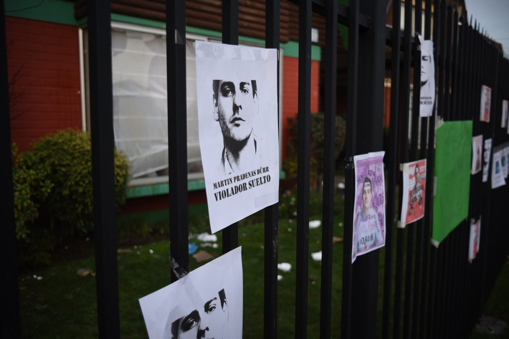 Caso Antonia Barra: Corte de Apelaciones decreta prisión preventiva para Martín Pradenas