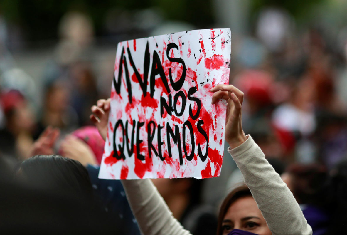 México: Feminicidios en aumento mientras AMLO recorta presupuestos de refugios para mujeres