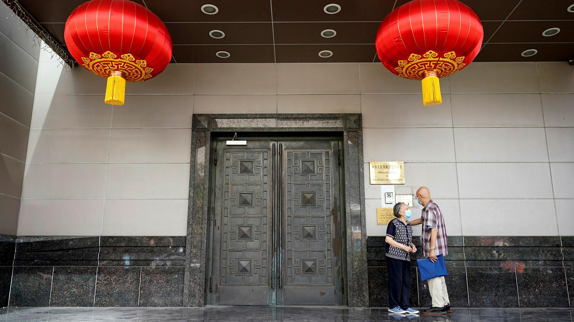 China responde y ordena a EE.UU. cerrar su consulado en Chengdu