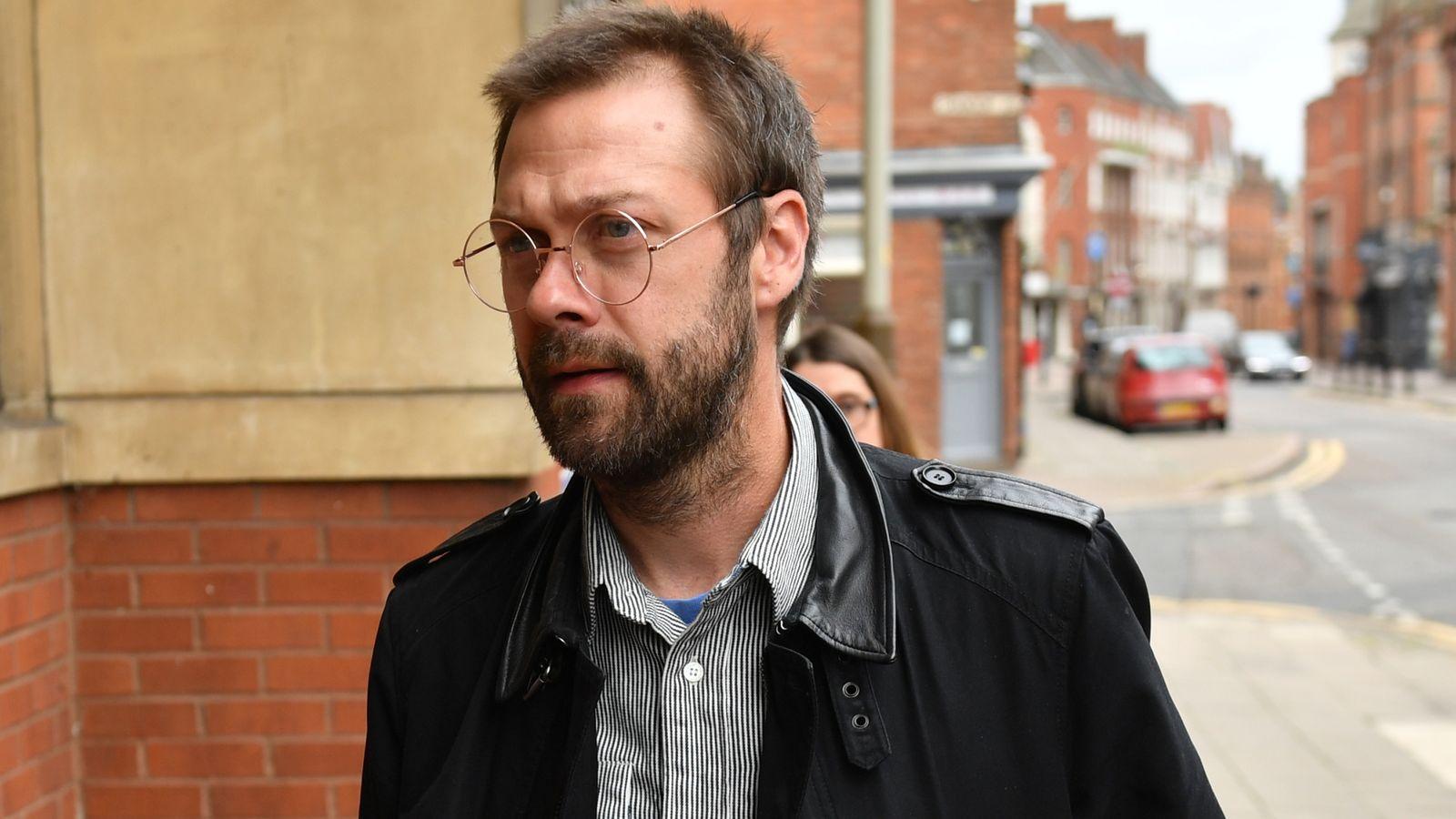 Tom Meighan de Kasabian se declara culpable por agresión física a su ex pareja