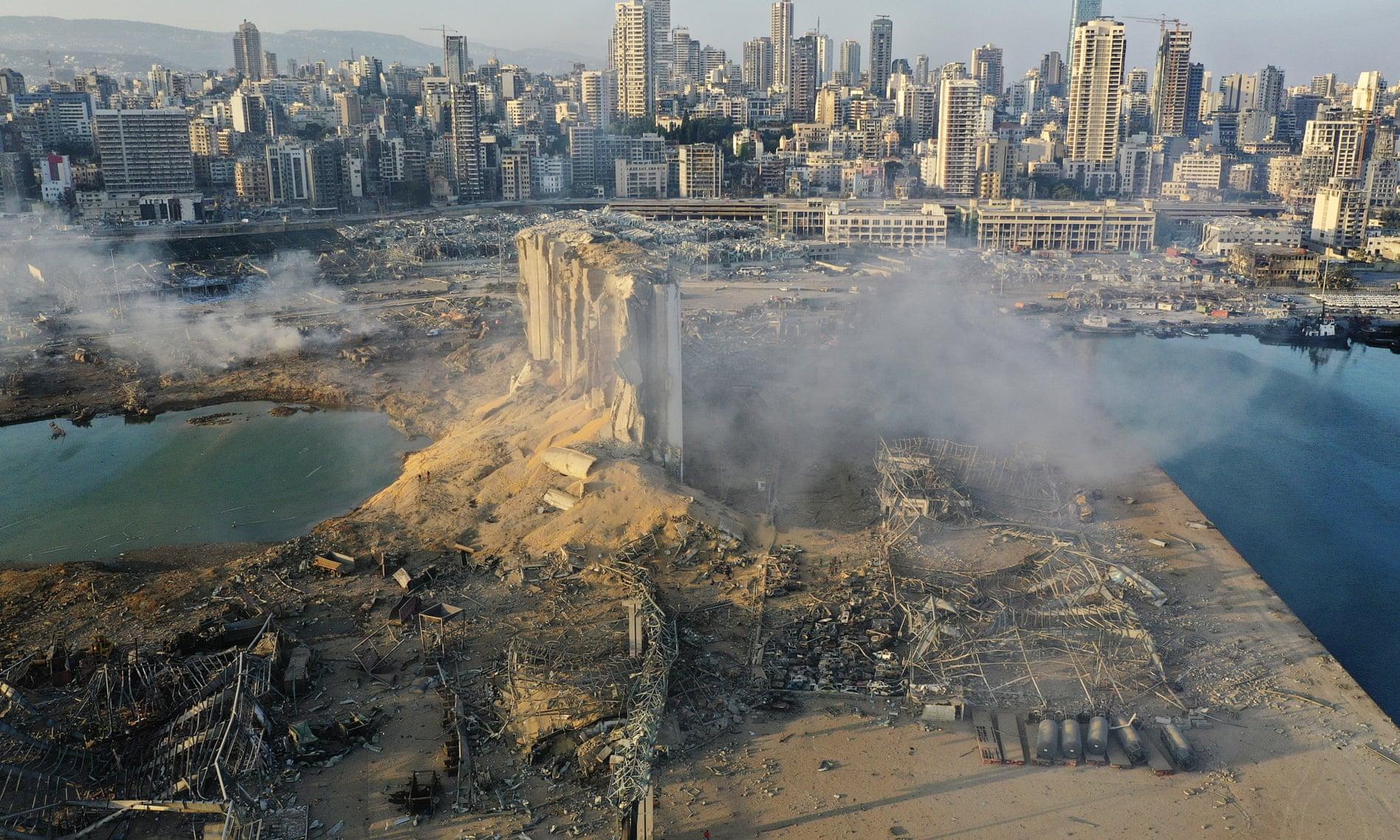 Explosión en Beirut: 135 muertes, más de 5.000 heridos y cerca de 300.000 personas quedaron sin hogar